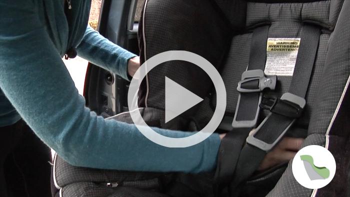 Installing Forward Facing Car Seat In F