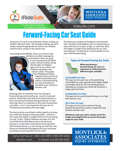Iride Safe Child Passenger Safety Guides By Iridesafe